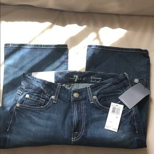 7 for all mankind - Kimmie (brand new/ never worn)